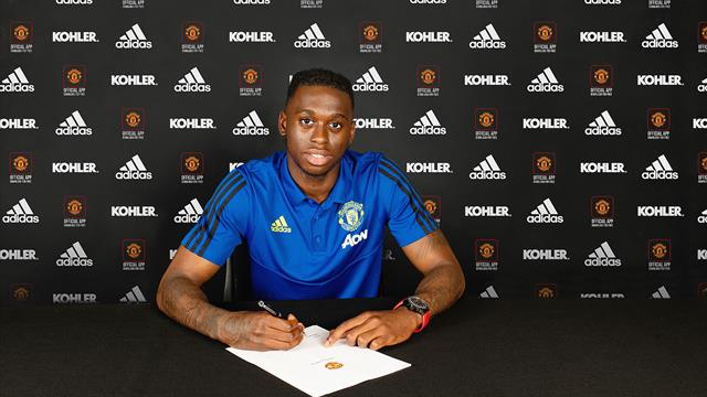 Manchester United officialise Wan-Bissaka