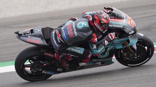 Quartararo (encore) en pole position à Assen