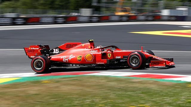 Ferrari ist zurück: Leclerc holt Pole, Vettel im Pech
