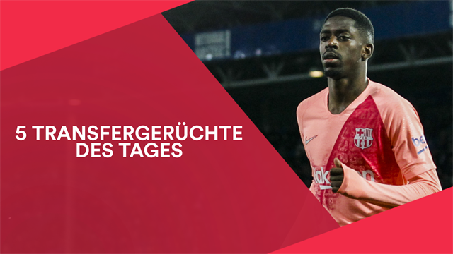 Dembélé zu Bayern? So viel Ablöse verlangt Barcelona