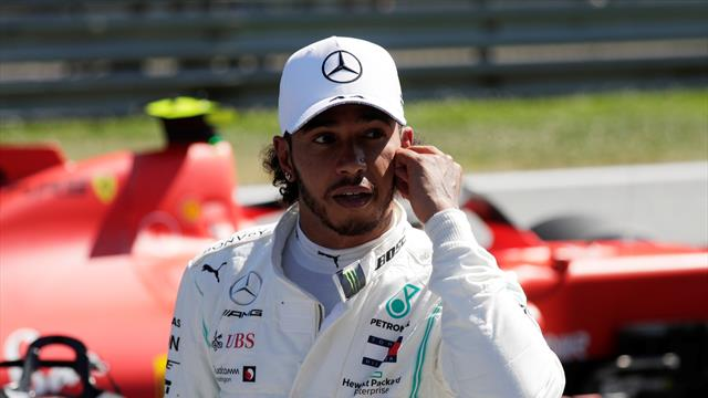 Hamilton handed three place grid penalty in Austria