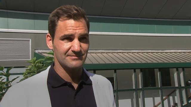 Roger Federer dismisses seeding controversy