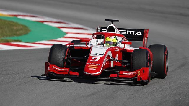 Ferrari: So ist der Plan mit Mick Schumacher für 2021