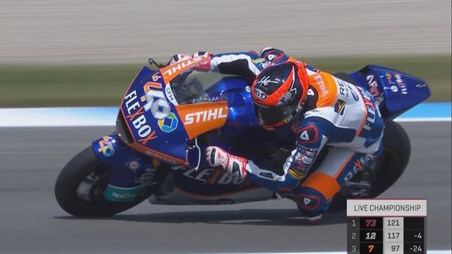 Samenvatting Moto2-race TT Assen