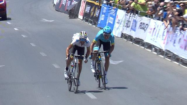 Alejandro Valverde s'offre son troisième titre national