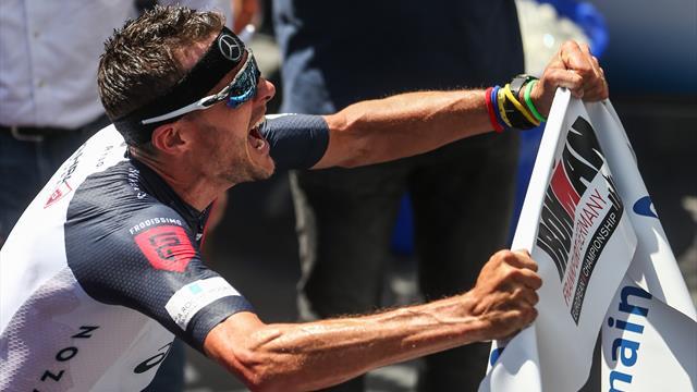 Ironman in Frankfurt: Frodeno verteidigt Titel mit Start-Ziel-Sieg