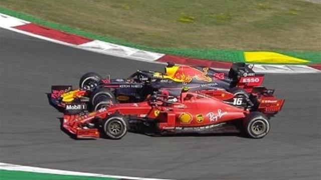 Ferrari kritisiert Entscheidung pro Verstappen, verzichtet aber auf Protest