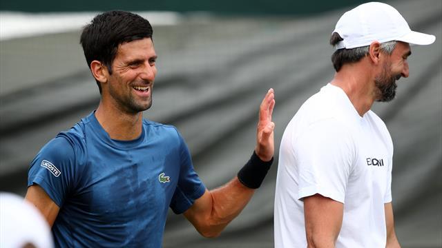 Pour Wimbledon, Djokovic s'offre un conseiller spécial nommé Ivanisevic