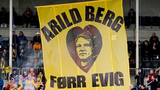 Supporter kastet ut etter Berg-hyllest: – Føler oss pisset på av klubben