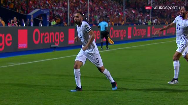 Captain Elmohamady doubles Egypt's lead