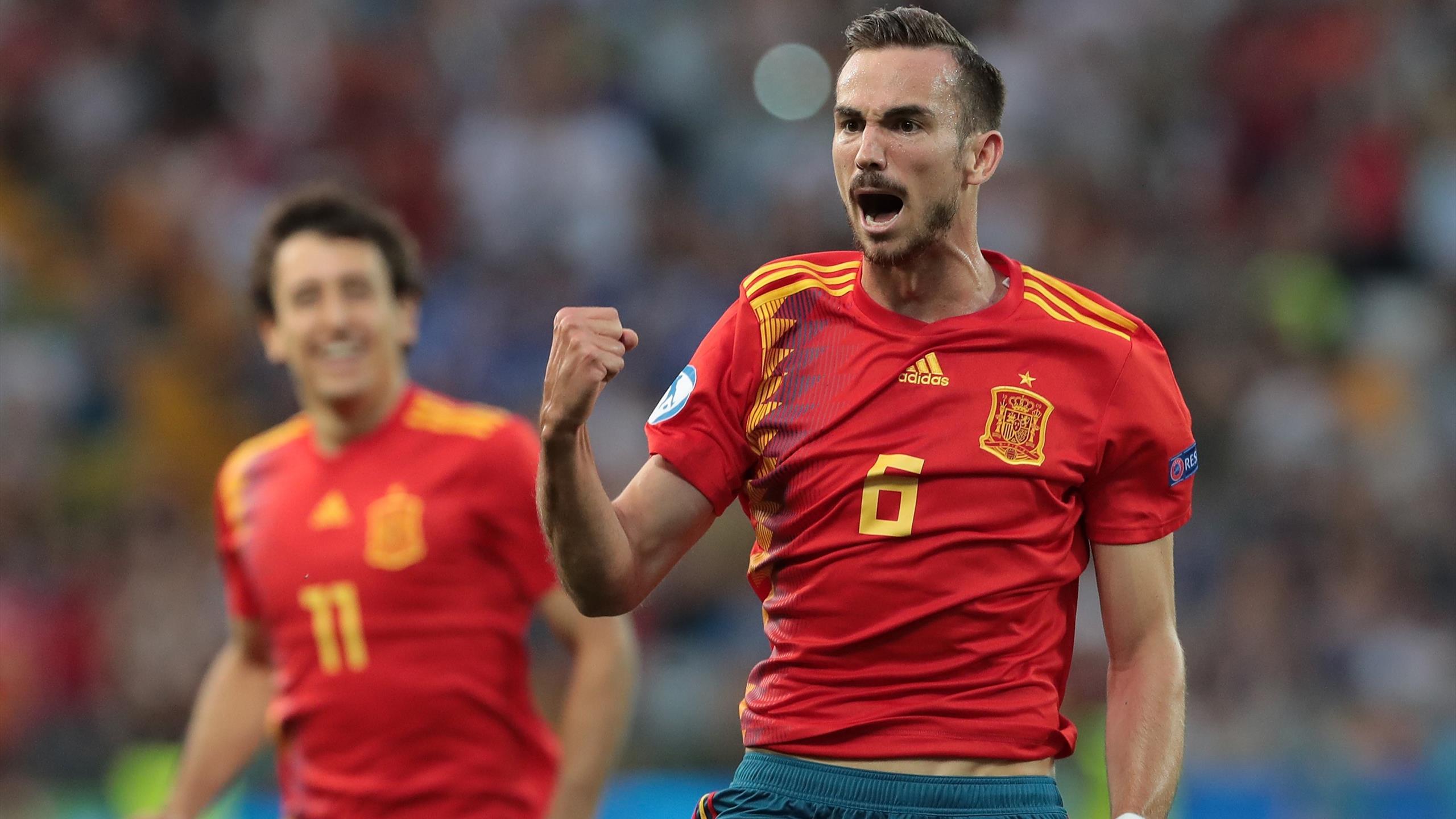 Футбол испания россия молодежный состав