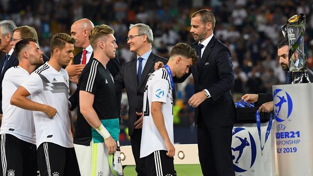 """DFB-Youngster brutal enttäuscht: """"Eine geile EM, aber ..."""""""