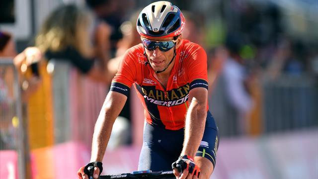 Bahrain-Merida aligne Nibali en capitaine et quatre débutants