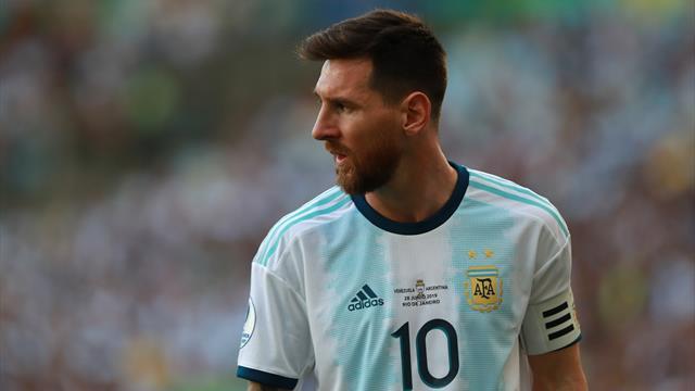 «Все подстроено в пользу Бразилии». Месси не вышел получать бронзу Кубка Америки