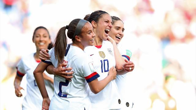 """Kampf um """"Equal Pay"""": US-Weltmeisterinnen wollen vor Gericht ziehen"""
