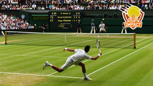 """""""Federer, Djokovic et Nadal favoris ? Oui car ils pèsent plus de 82% de réussite chacun"""""""