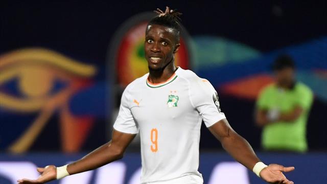 Wilfried Zaha, la Côte d'Ivoire qui marque