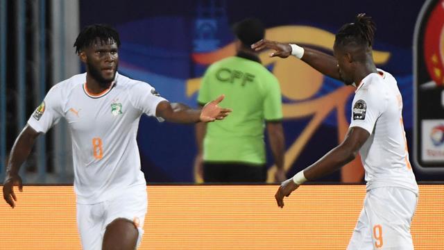 La Côte d'Ivoire verra les 8es