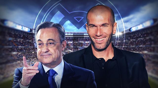 2009, les Galactiques II : Le sauveur Pérez, l'arme secrète Zidane