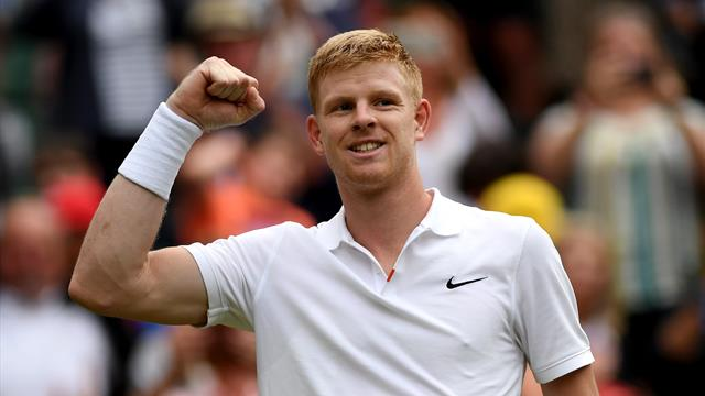 Brit Watch: Edmund and Watson ease to opening wins in straight sets