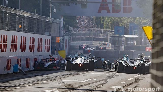 FIA to discuss Formula E drivers' behaviour after Swiss pile-up