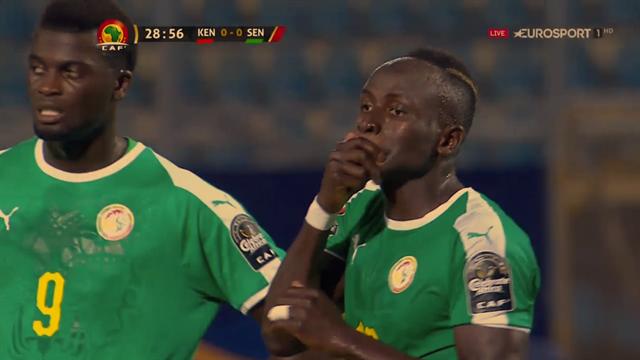 Oh dear! Mane misses penalty for Senegal