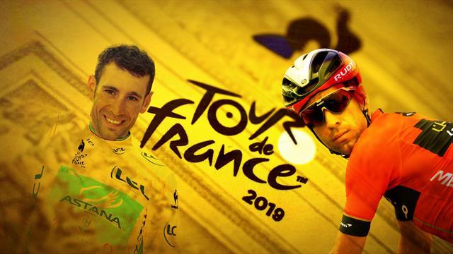 La bataille du jaune : Nibali avance masqué