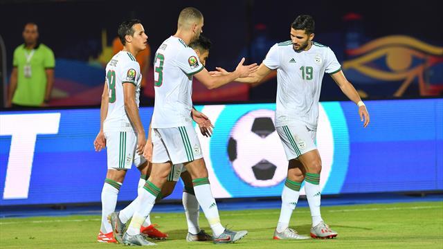 Les pronos de la semaine : un choc taillé pour l'Algérie