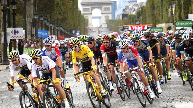 Тур дьо Франс се завръща без Фрум и Дюмулен, но с най-широкия кръг от претенденти от години