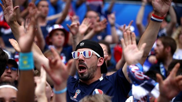 La Fan Zone de Lyon, lieu incontournable du Mondial