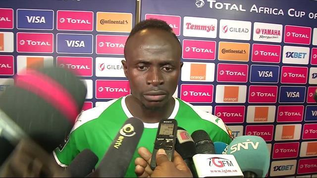 'It's not easy' – Sadio Mane on missing penalty