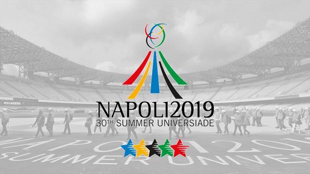 Универсиадата в Неапол по Евроспорт