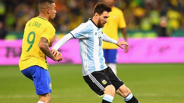 "Messi va ""continuer à aider"" l'Argentine"