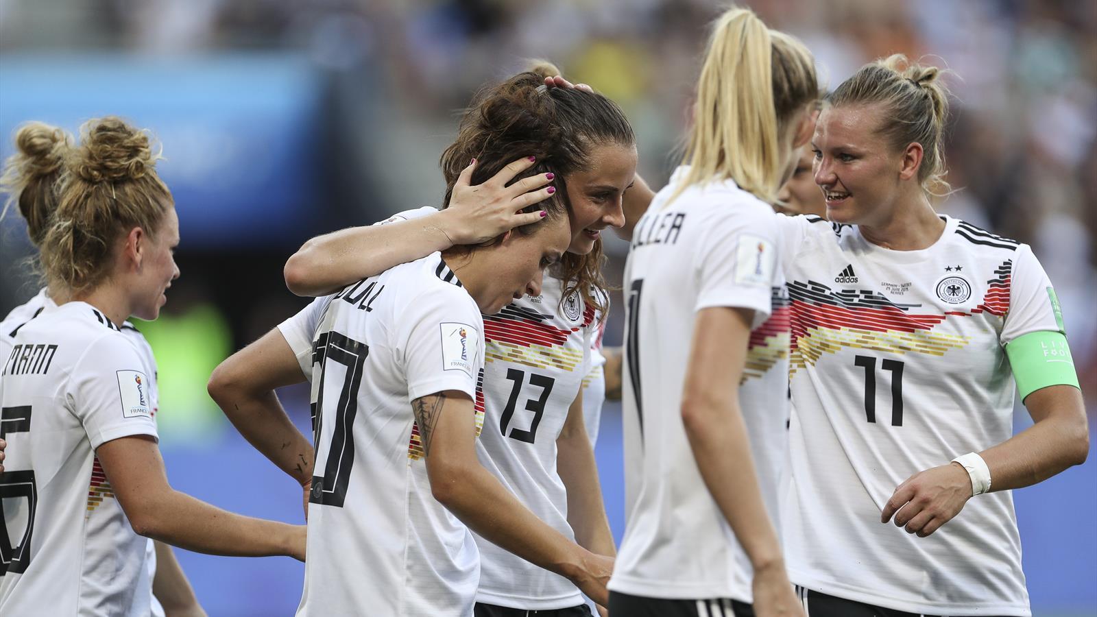 Ergebnisse Frauen Wm Fußball