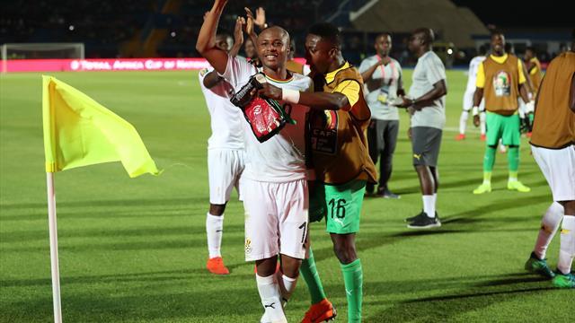 Le Ghana et le Bénin accompagnent le Cameroun
