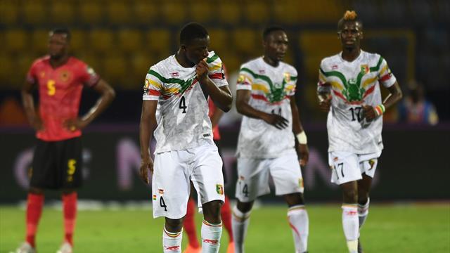 Haidara scores wonderful goal for Mali