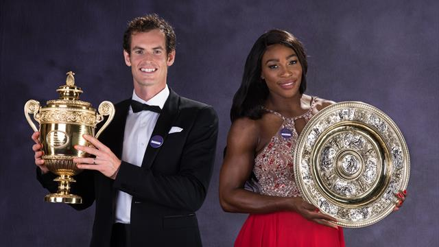 Murray disputera le double mixte avec Serena