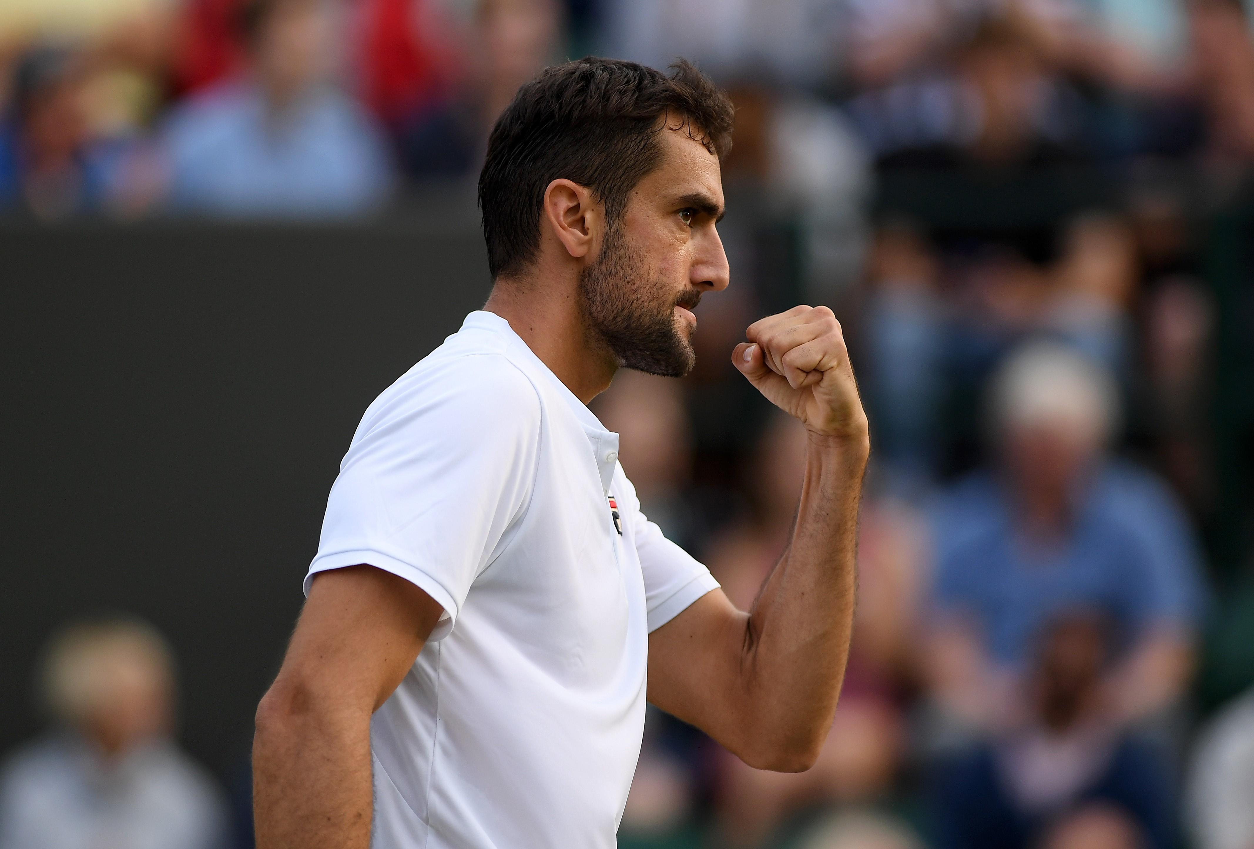 Marin Cilic | 2019 Wimbledon