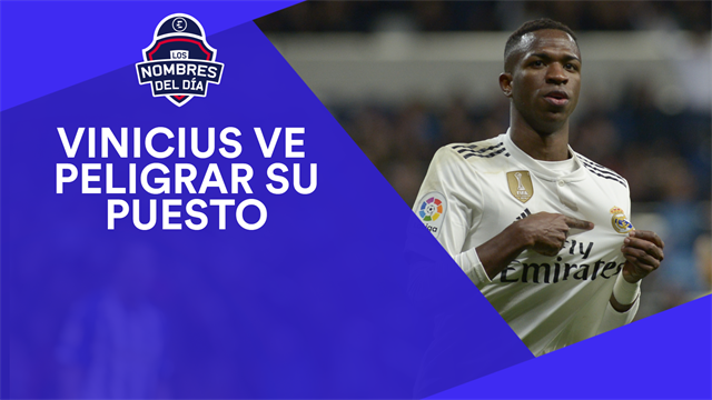 Los nombres del día: eliminación de Messi y Vinicius pide minutos