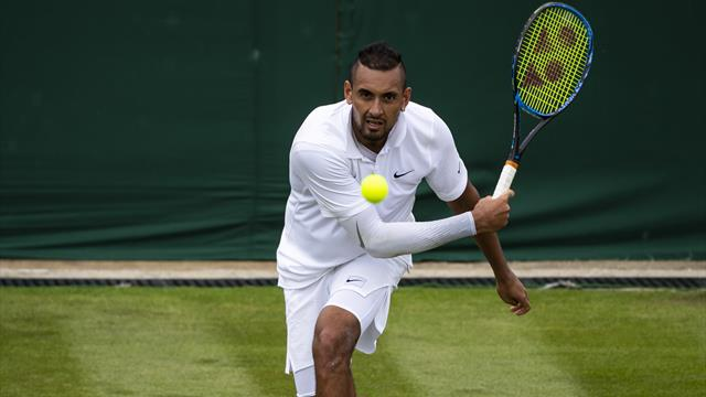 Wimbledon 2019: Rafael Nadal beats Nick Kyrgios in entertaining clash