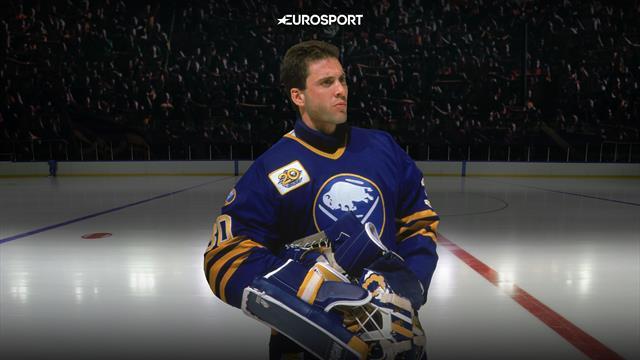 Пережить разрыв артерии и выстрел в голову. Вратарь НХЛ с украинскими корнями трижды победил смерть