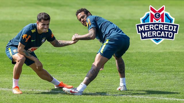 Pourquoi Coutinho détient la clé de l'opération Neymar