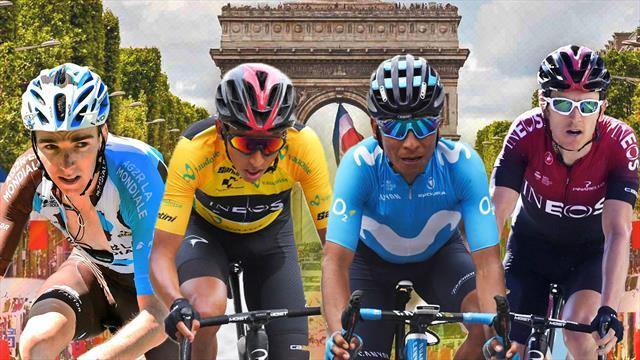 Tour de France 2019: Yellow jersey guide – Bernal leads open field