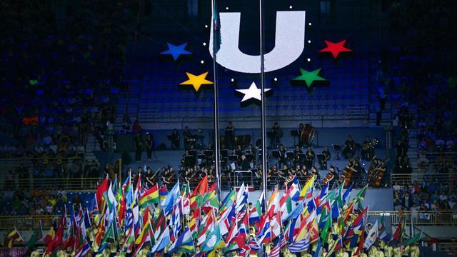 Universiades d'été 2019 de Naples : 179 Français engagés dans 17 disciplines
