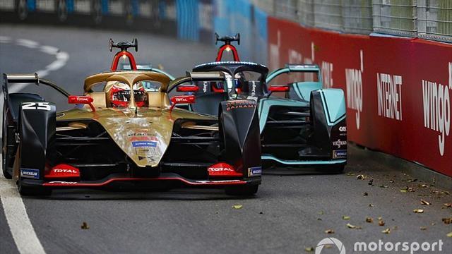 Formula E drivers back attack mode tweaks