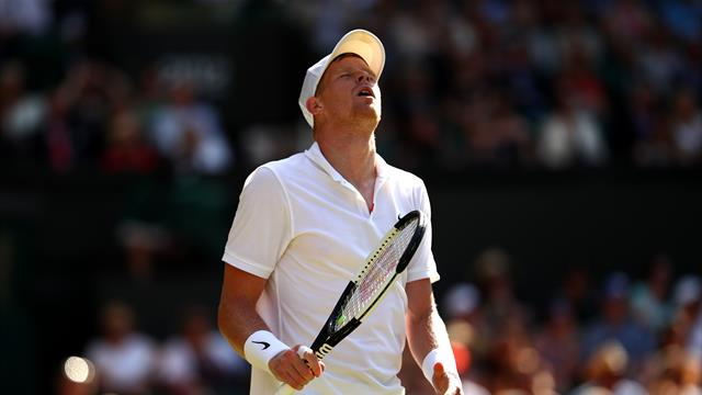 Kyle Edmund splits from coach after fourth straight loss