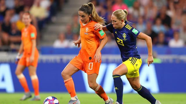 So lief die Fußball-WM der Frauen live im TV, Livestream und Liveticker