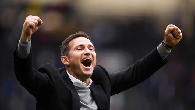 Frank Lampard est le nouvel entraîneur de Chelsea — Officiel
