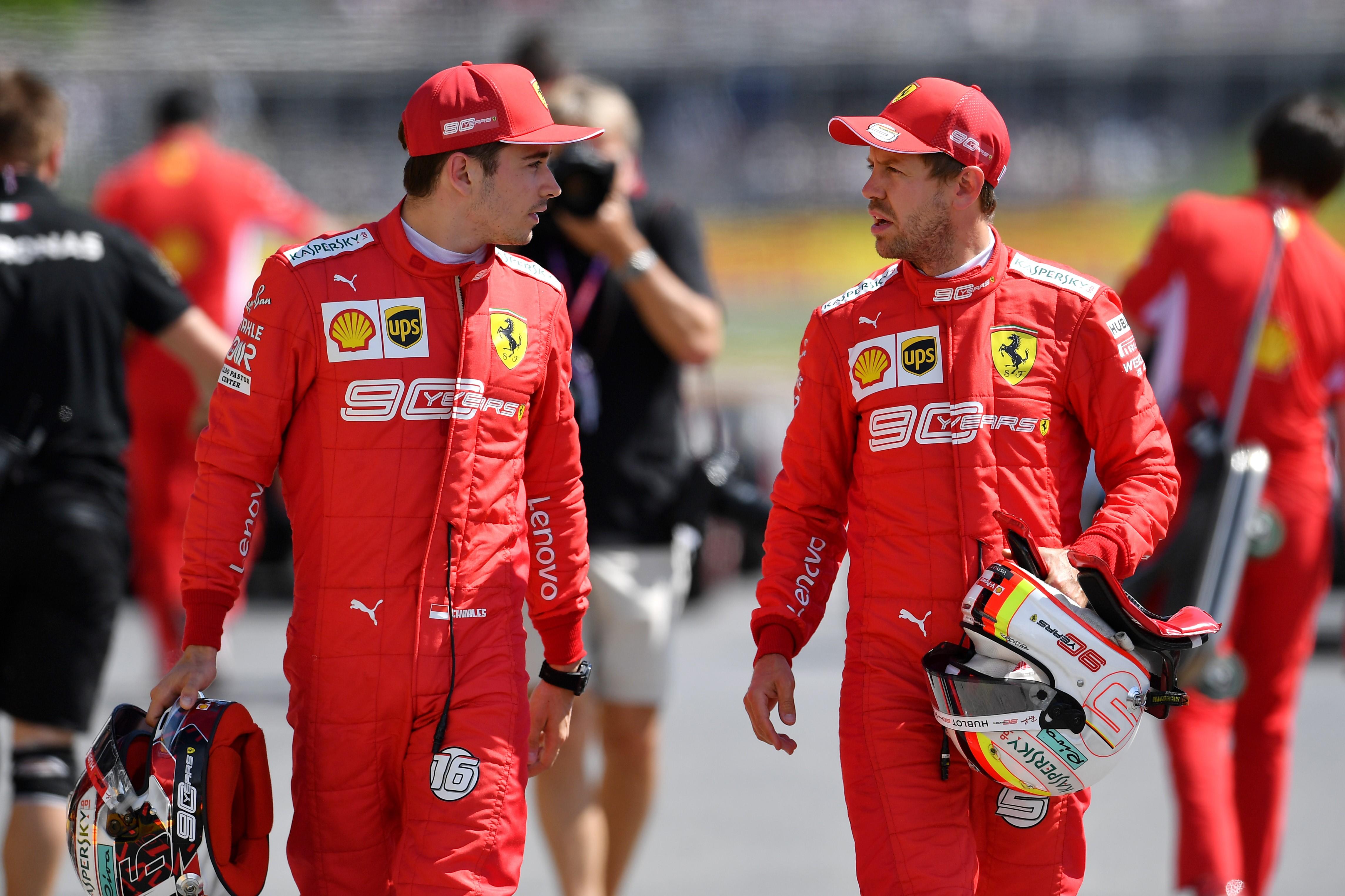 GP de F1 de Grande-Bretagne: où est passé Sebastian Vettel ?