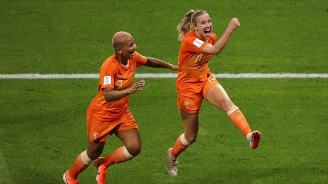 Krimi über 120 Minuten: Holland steht im WM-Finale